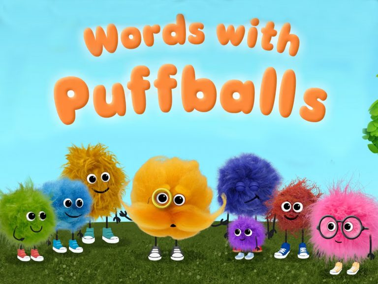Sesame Studios Words with Puffballs